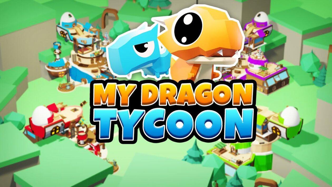 My Dragon Tycoon - коды