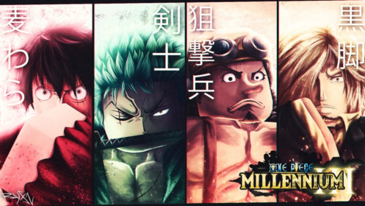 One Piece: Millennium 3 - коды
