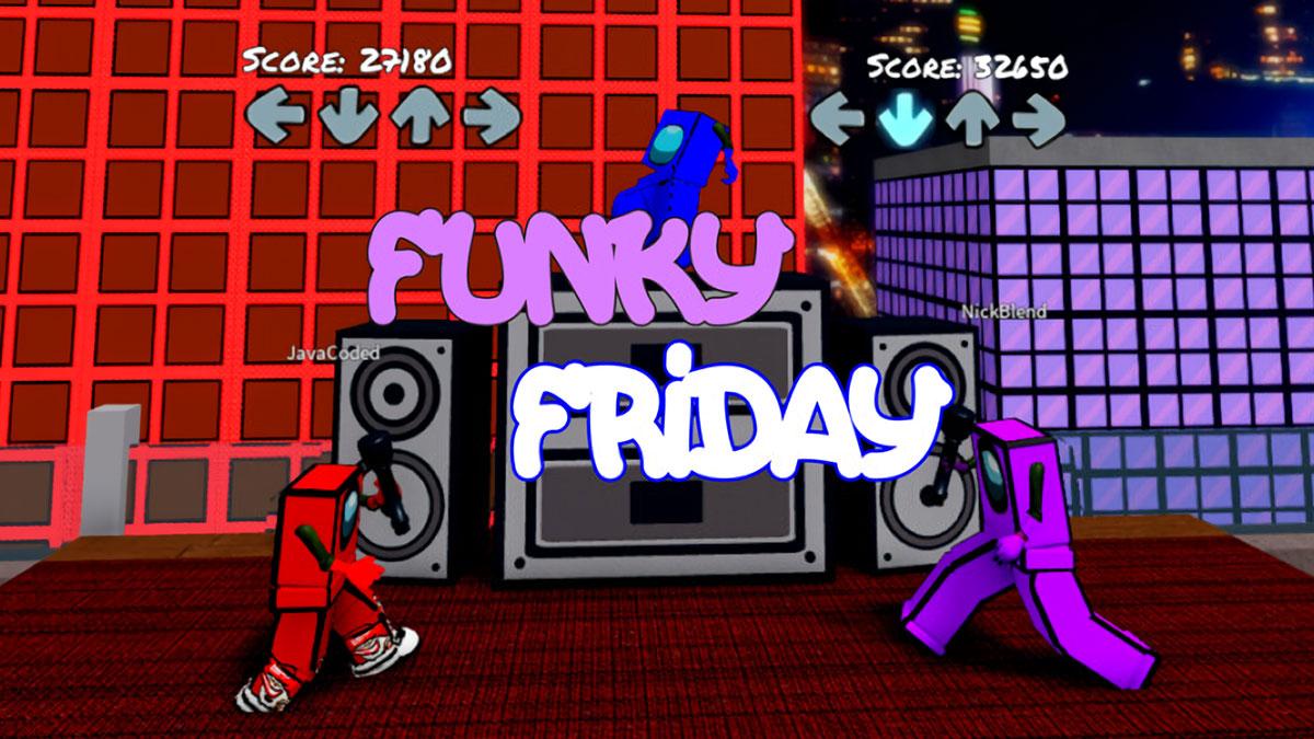 Roblox Funky Friday - коды