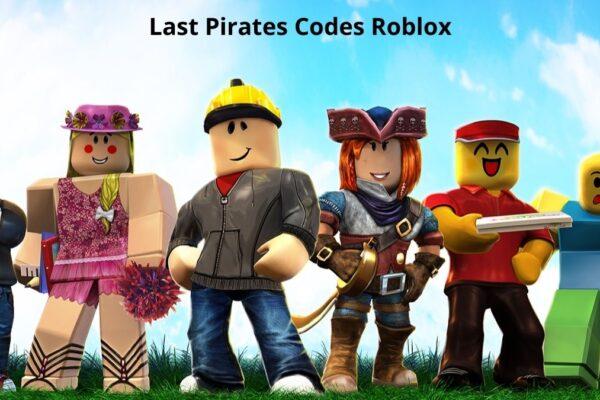 Roblox Last Pirates - коды