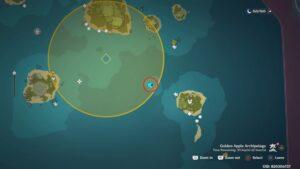Genshin Impact - прохождение квеста Из внешних земель
