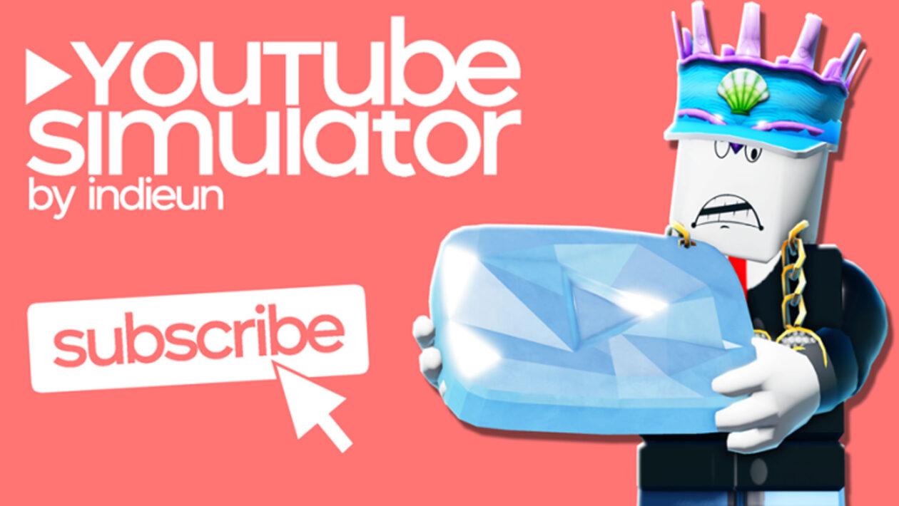 YouTube Simulator - коды