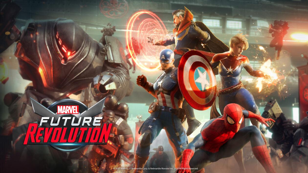 Marvel Future Revolution - коды
