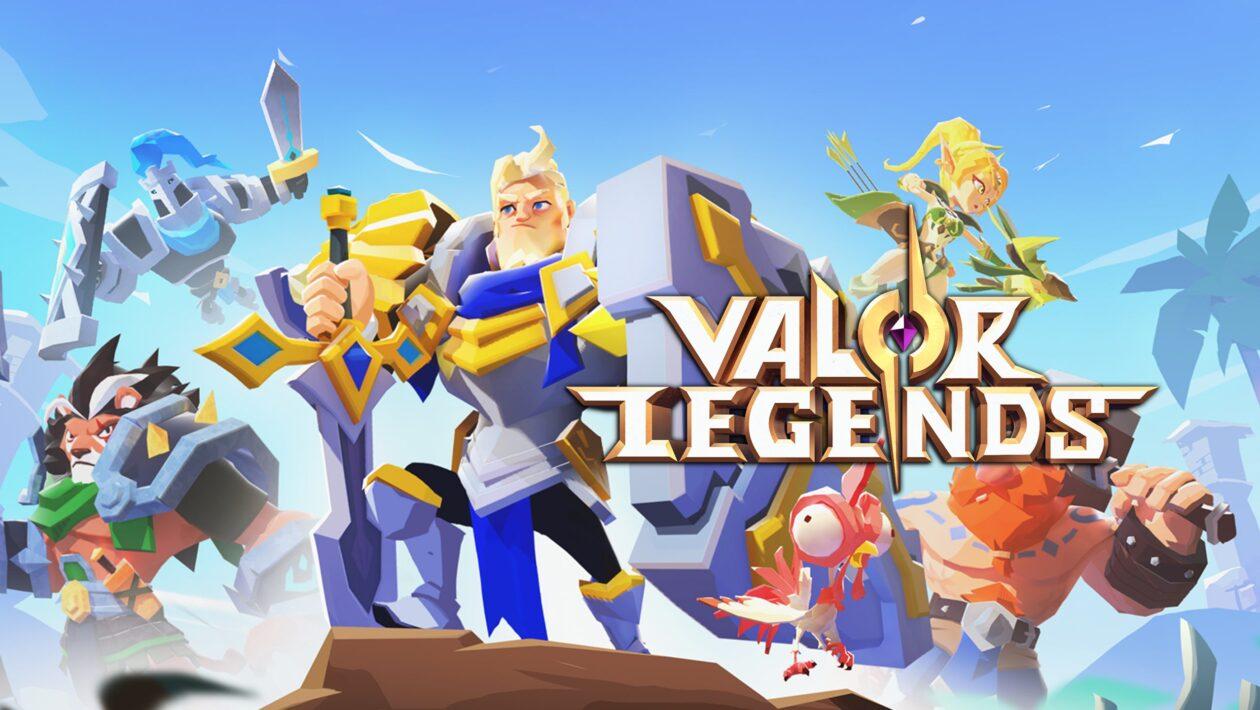 Valor Legends: Eternity - коды