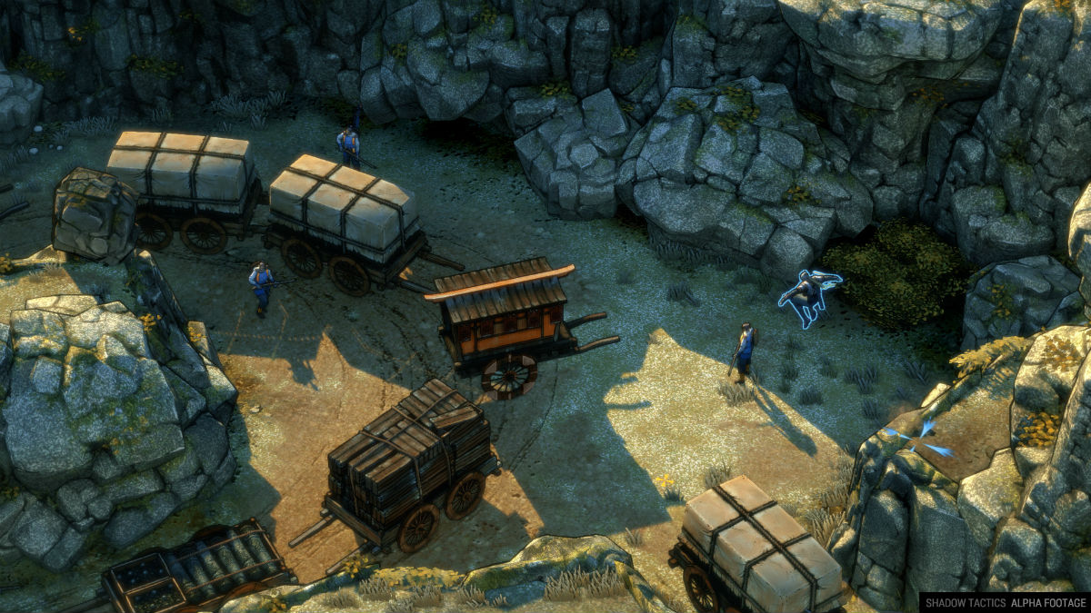 Коды Shadow Tactics: Blades of the Shogun