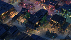 Прохождение Shadow Tactics: Blades of the Shogun. Миссия 4