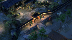 Прохождение Shadow Tactics: Blades of the Shogun. Миссия 5