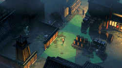 Прохождение Shadow Tactics: Blades of the Shogun. Миссия 12