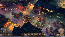 Прохождение Shadow Tactics: Blades of the Shogun. Миссия 13