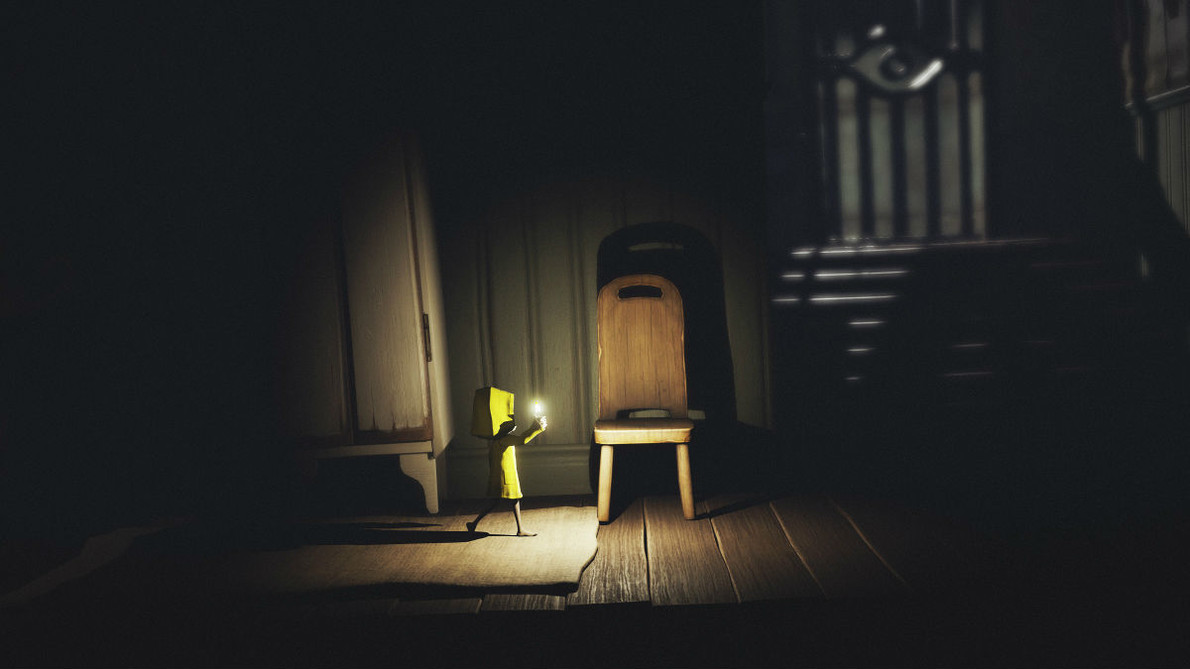 Прохождение Little Nightmares. Кухня