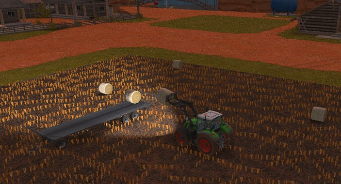 Гайд Farming Simulator 18. Трава, сено и силос