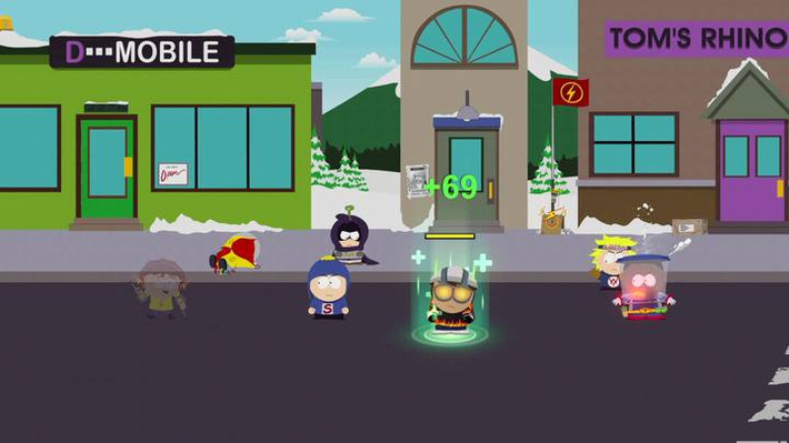 Прохождение South Park: The Fractured But Whole