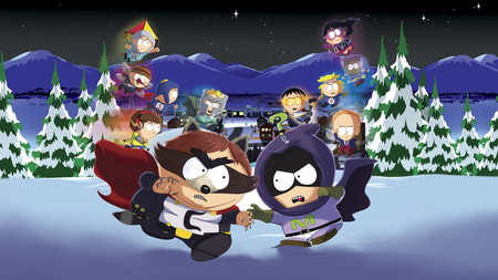 Лучшие классы в South Park: The Fractured But Whole