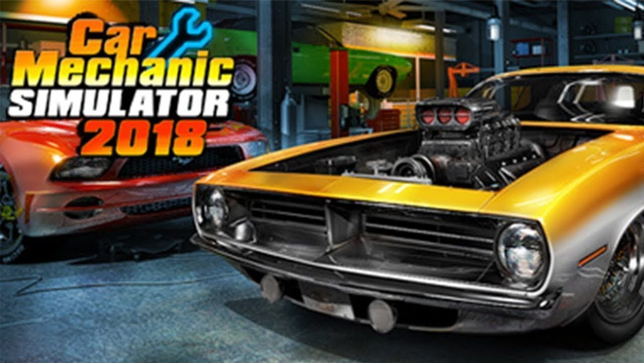 Прохождение Car Mechanic Simulator 2018