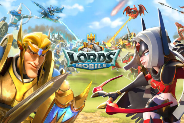 Lords Mobile - коды