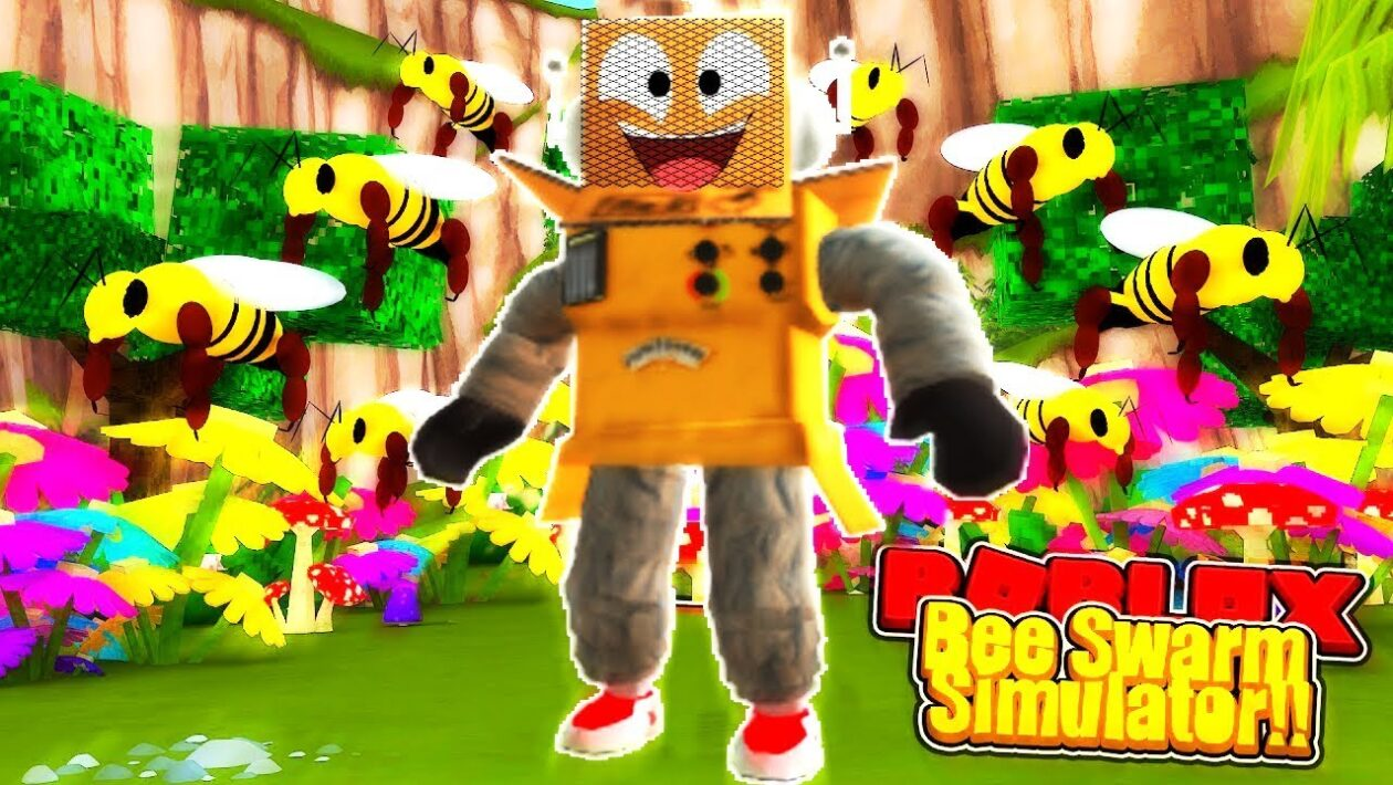 Roblox Bee Swarm Simulator (Симулятор пчеловода) - коды