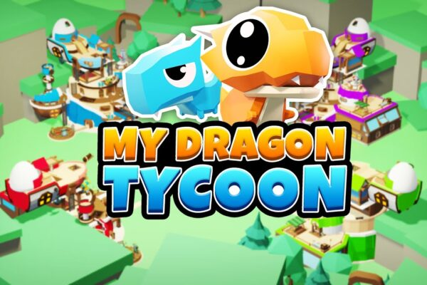 My Dragon Tycoon - коды